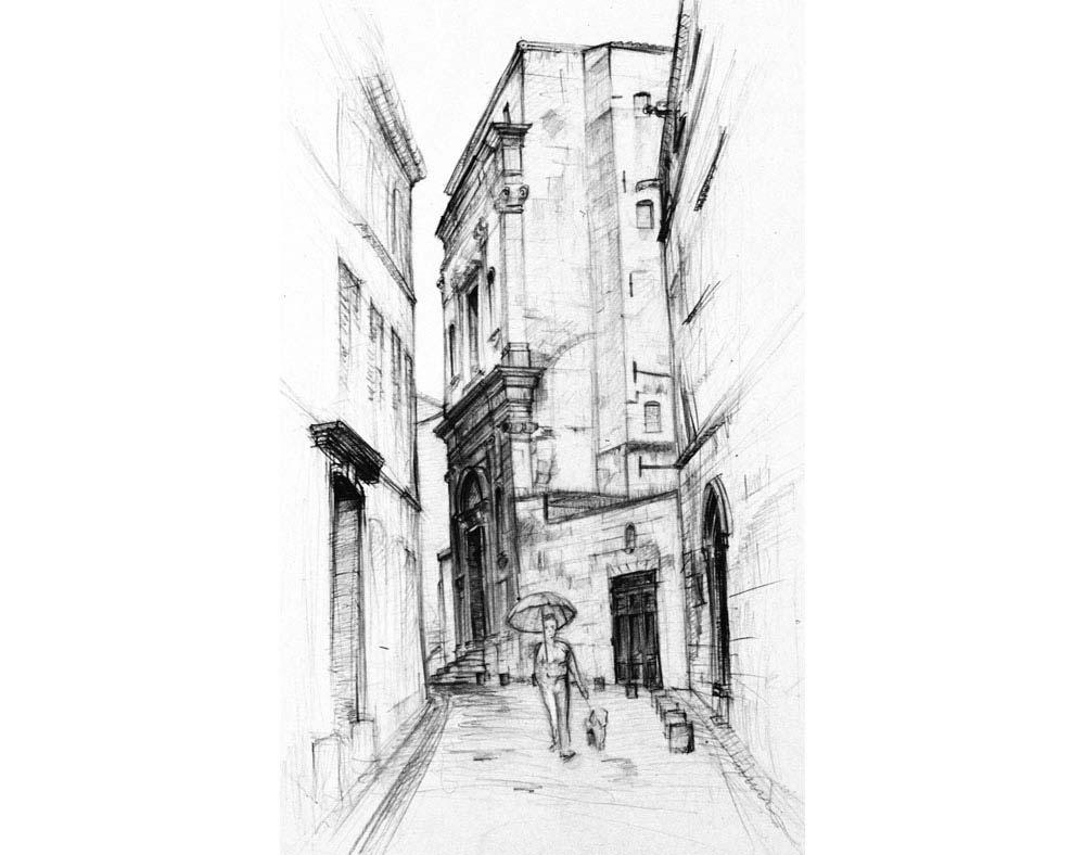 Arles - Rue